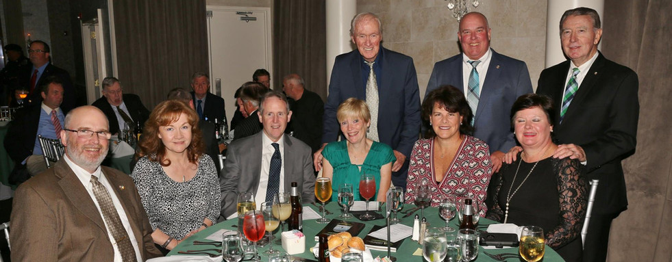 Numerous State and County Dinners and Celebrations