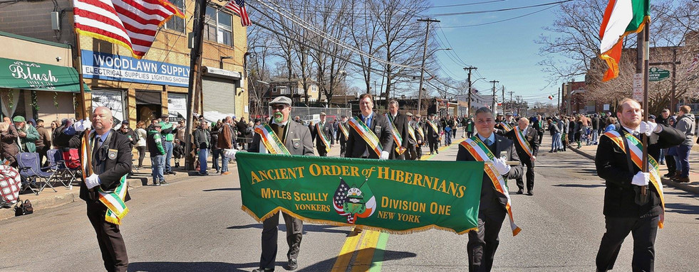 Annual Yonkers Saint Patrick's Day Parade