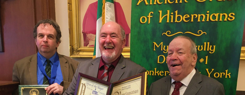 Annual Hibernian of the Year Ceremony