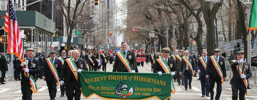 Annual New York City Saint Patrick's Day Parade