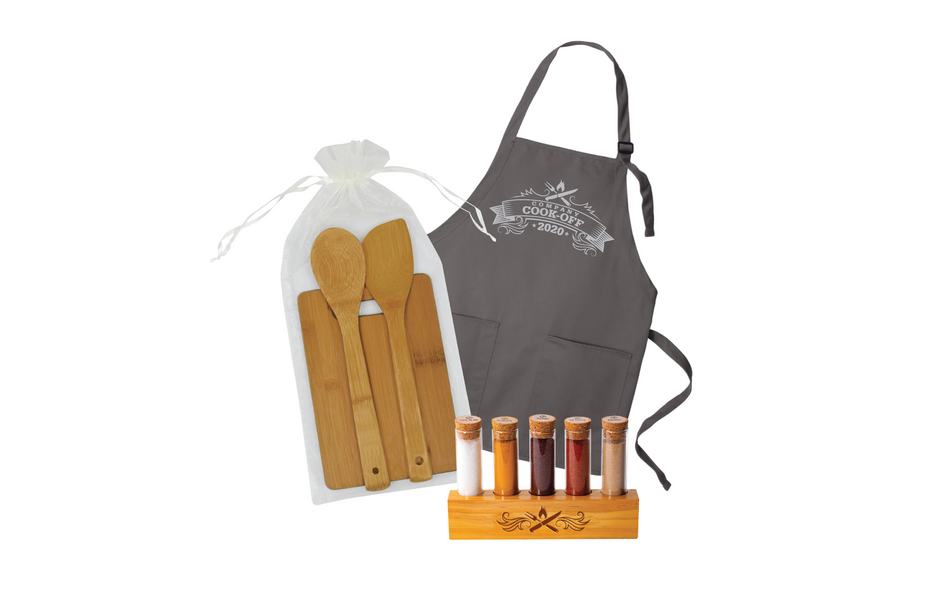 VIRTUAL COOKING COMPETITION KIT