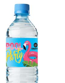 Custom Water Label