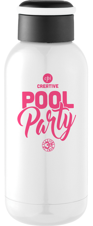 CPI Creative Reusable Tumbler
