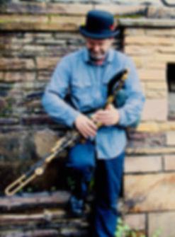 John Maschinot, Uilleann Pipes, Bagpipes