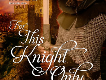 Medieval Monday | FOR THIS KNIGHT ONLY by Barbara Bettis