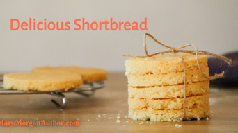Friday Feast | A Twist on Shortbread