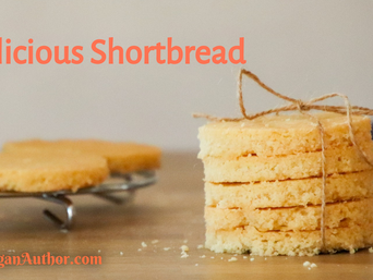 Friday Feast | A Twist on Shortbread