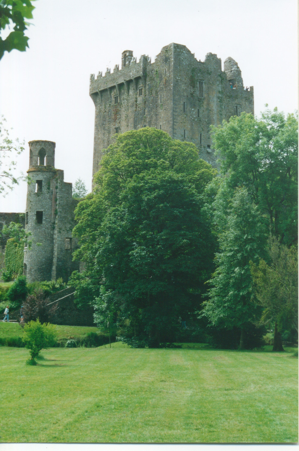 Blarney Castle, Ireland. Photo by John Morgan