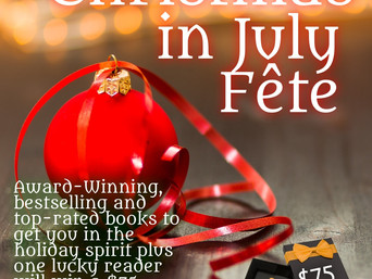 Friday Feast | 'Tis Christmas in July!