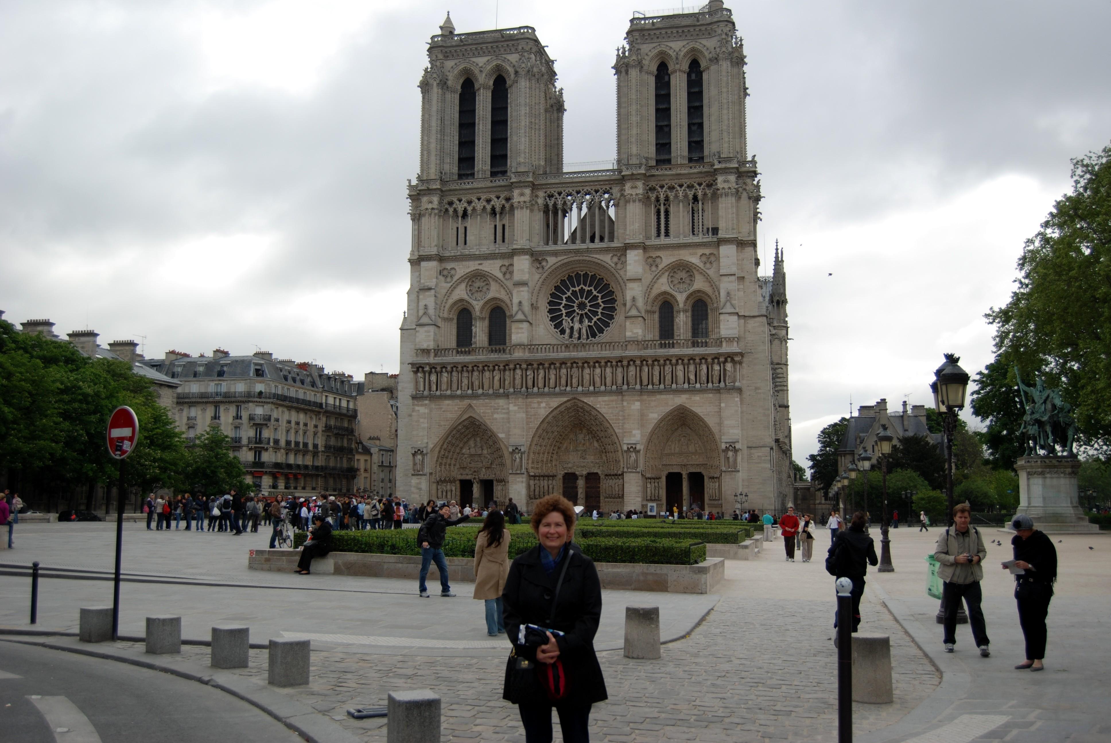Paris and Notre Dame