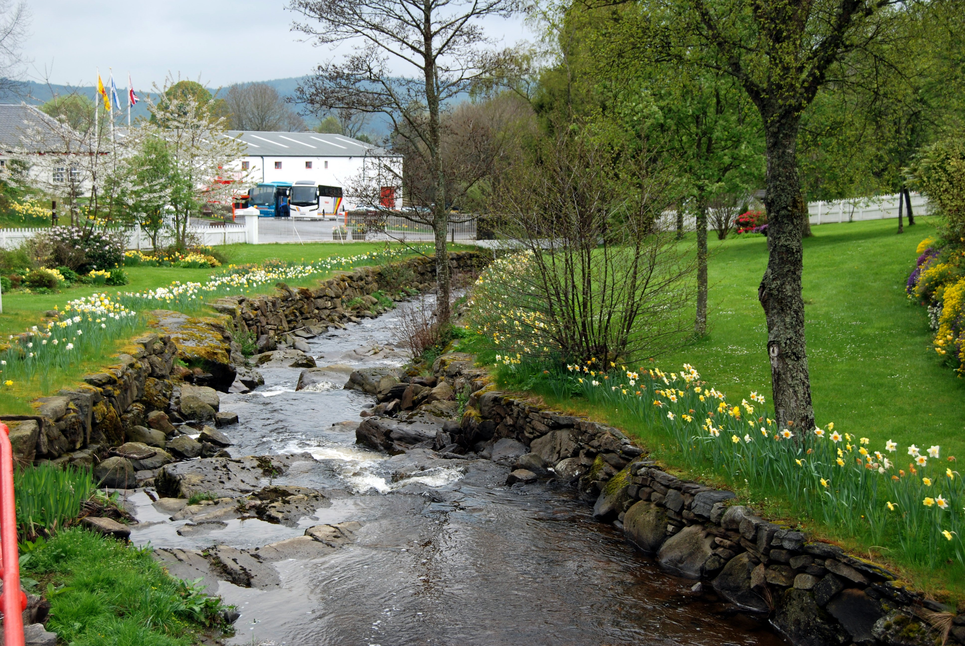 Scotland Edradour Distillery