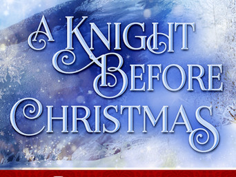 Medieval Monday   A KNIGHT BEFORE CHRISTMAS by Laurel O'Donnell