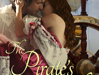 Spotlight New Release ~ THE PIRATE'S LADY by Tricia Schneider