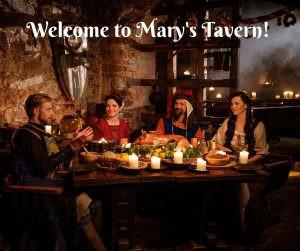 Mary's Medieval Tavern ~ Eve Brannigan's Pumpkin Granola