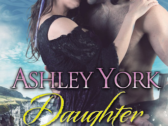 #Medieval Monday | DAUGHTER OF THE KING by Ashley York