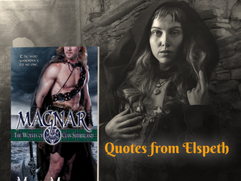 MAGNAR | Quotes from Elspeth Gunn