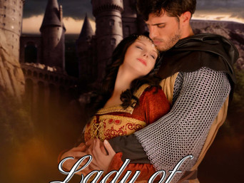 Medieval Monday | LADY OF STEEL by Mary Gillgannon