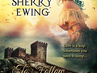 """Travel Through Time in """"To Follow My Heart"""" by Sherry Ewing"""