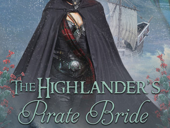 "Marriage to a Scoundrel? ""The Highlander's Pirate Bride"" by Cathy and DD MacRae"