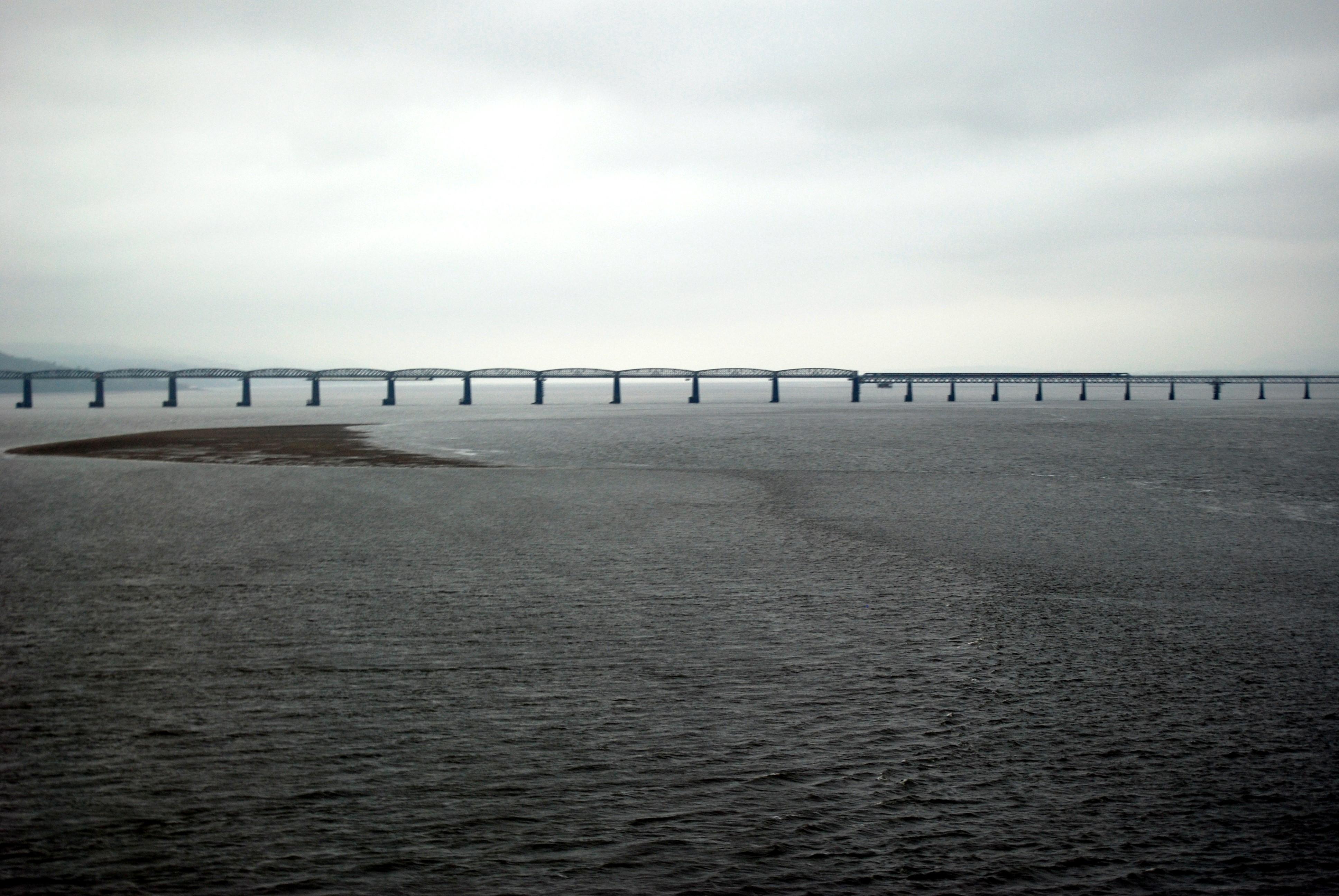 Firth of Forth Bridge, Scotland