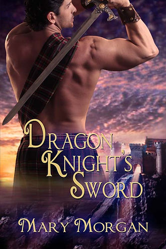 Dragon Knight's Sword by Mary Morgan