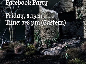 Friday Feast | Party with the Paranormal Romantics