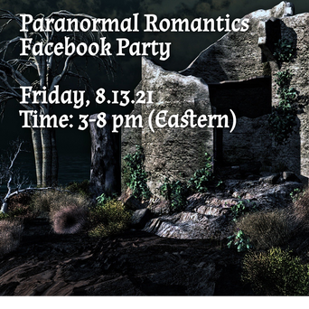 Friday Feast   Party with the Paranormal Romantics