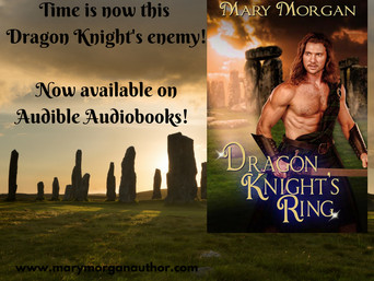 #NewRelease on #Audible #Audiobook ~DRAGON KNIGHT'S RING