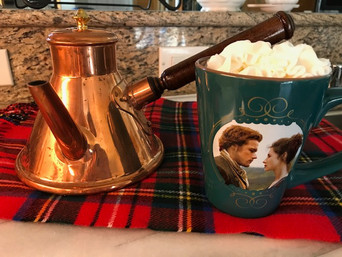 Friday Feast | A Cup of Hot Chocolate and a Pinch of Love