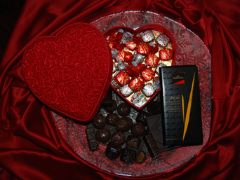Friday Feast | An Anniversary filled with Chocolate and Love