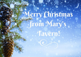 Celebrating Christmas in the Tavern