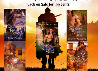 #Sale for the DRAGON KNIGHTS