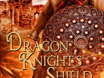 Medieval Monday | DRAGON KNIGHT'S SHIELD by Mary Morgan