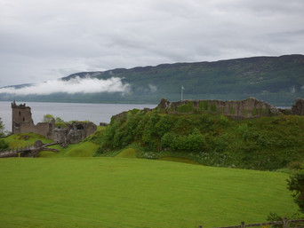 Medieval Monday | A Midwinter Feast at Urquhart Castle