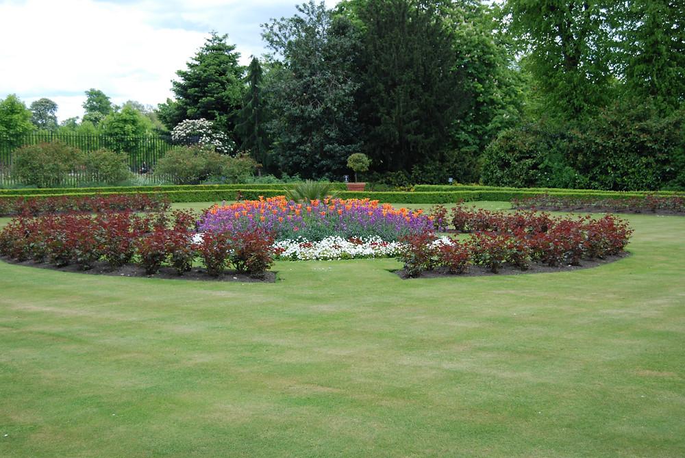 Kensington Gardens, London England. Photo by John Morgan