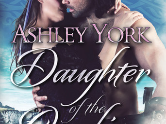 Medieval Monday   DAUGHTER OF THE OVERKING by Ashley York