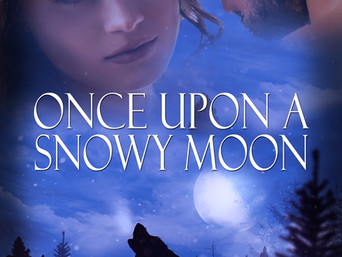 Spotlight New Release Interview   ONCE UPON A SNOWY MOON by Cheyenne Meadows