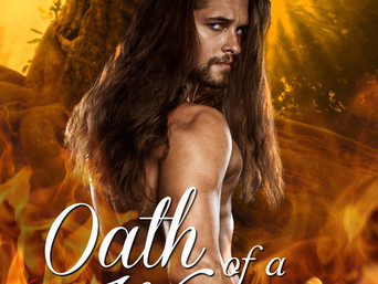 #NewRelease OATH OF A WARRIOR is here on Midsummer's Eve!