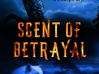 Spotlight New Release Interview | SCENT OF BETRAYAL by Denise Carbo