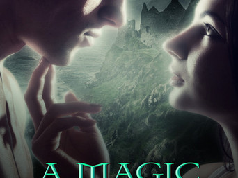 Spotlight New Release   A MAGIC REDEMPTION by Tena Stetler