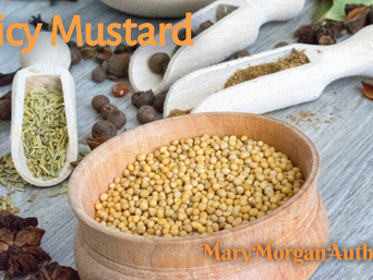 Friday Feast | Spicy Mustard for a Viking Feast