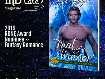 RONE Award Voting | TRIAL OF A WARRIOR