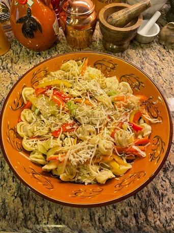 Friday Feast | A Summer Solstice Pasta Salad