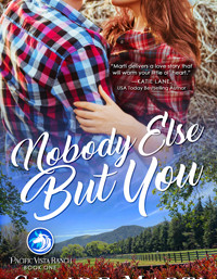 Spotlight New Release Interview | NOBODY ELSE BUT YOU by Claire Marti