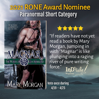 Need Your Vote for MAGNAR ~ 2021 RONE Award Nominee
