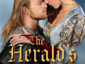 Medieval Monday ~ A Beautiful Surprise on a Foggy Road in THE HERALD'S HEART