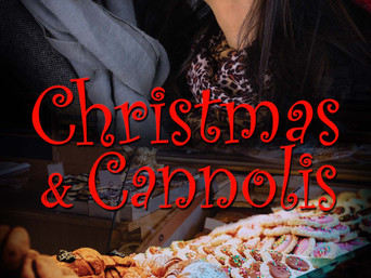 Spotlight New Releases | CHRISTMAS AND CANNOLIS and DEARLY BELOVED by Peggy Jaeger