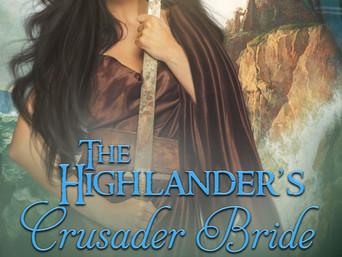 Medieval Monday | THE HIGHLANDER'S CRUSADER BRIDE by Cathy & DD MacRae