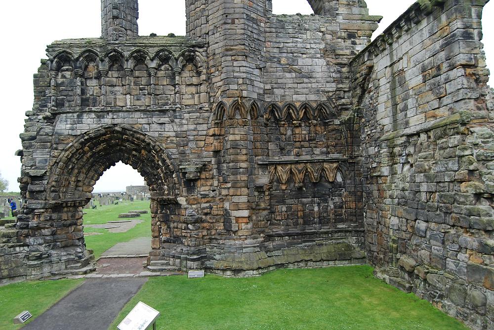 St. Andrews, Scotland. Photo by John Morgan