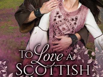 Medieval Monday   TO LOVE A SCOTTISH LAIRD by Sherry Ewing